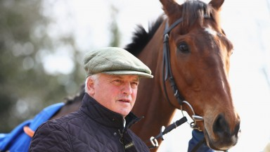 Colin Tizzard: bidding for back-to-back successes in the Guinness Handicap Chase