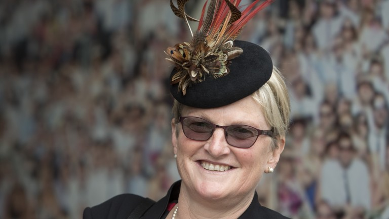 Dawn Goodfellow: chief executive of Racing Welfare