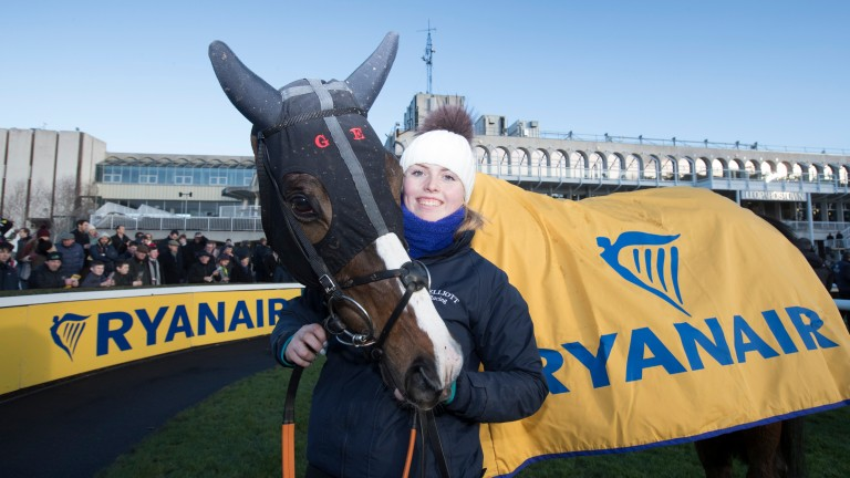 Groom Georgie Benson has Mick Jazz among others to look forward to at Cheltenham