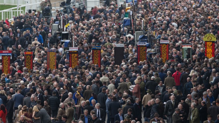 It is all to easy to get up in the romance of Cheltenham Festival betting folklore