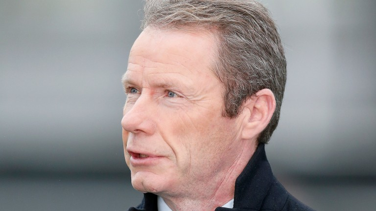 Mick Fitzgerald: jockey-turned-television presenter is 48 on Thursday