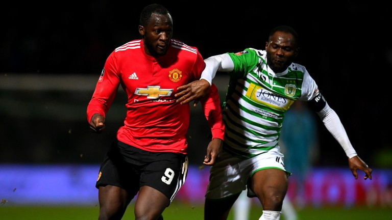 Francois Zoko (right) could return to boost Yeovil's hopes at Shrewsbury