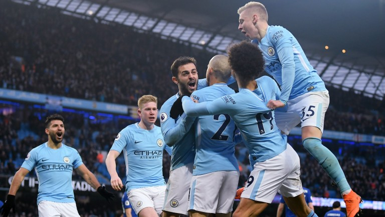 It has been a season for the ages for Manchester City