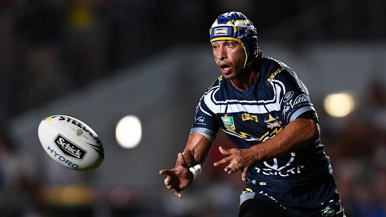 Johnathan Thurston could lead the Cowboys to glory this season