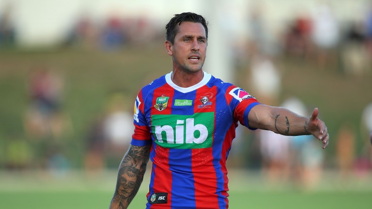 Mitchell Pearce looks a great signing for the Knights