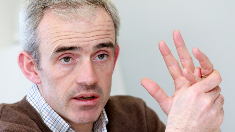 Ruby Walsh: favourite to be top jump jockey at Galway