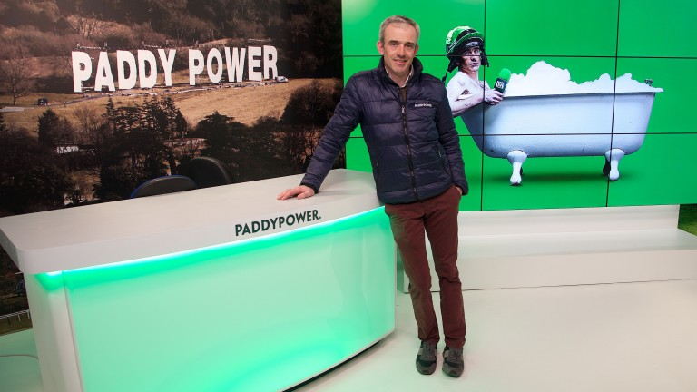 "Paddy Power ambassador Walsh: ""I could pick the right one of Willie's and still be on the wrong one in the Champion Chase"""