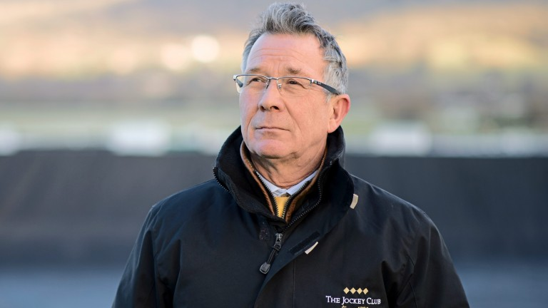 Cheltenham clerk of the course Simon Claisse
