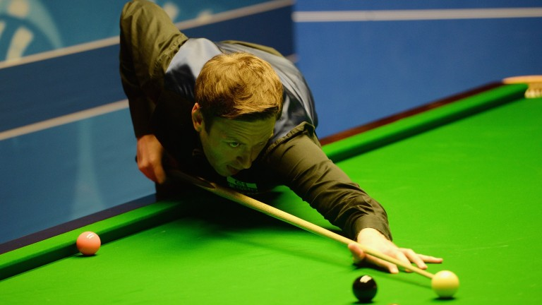 Chester potter Ricky Walden has shown signs of improvement