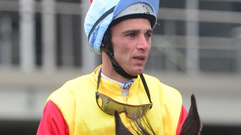 Paul Gatt: Champion jockey is 39
