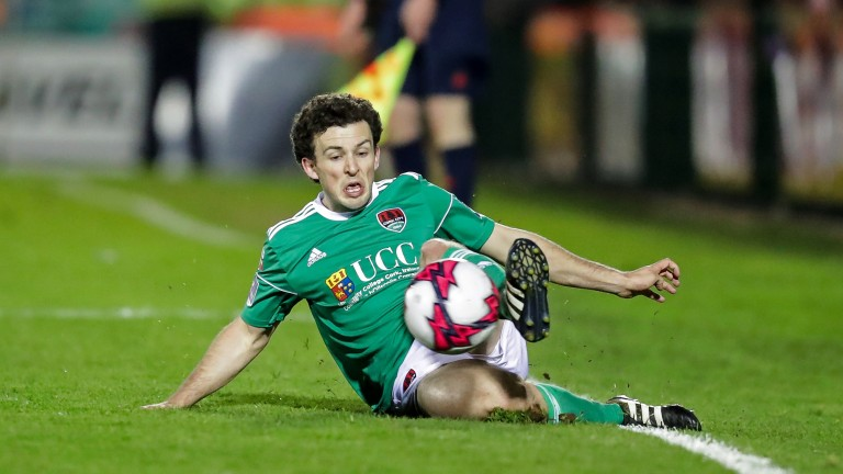 Cork City's Barry McNamee