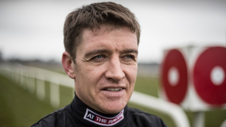 """Barry Geraghty: """"He was up against it the whole way round, but he pulled out and battled and found"""""""