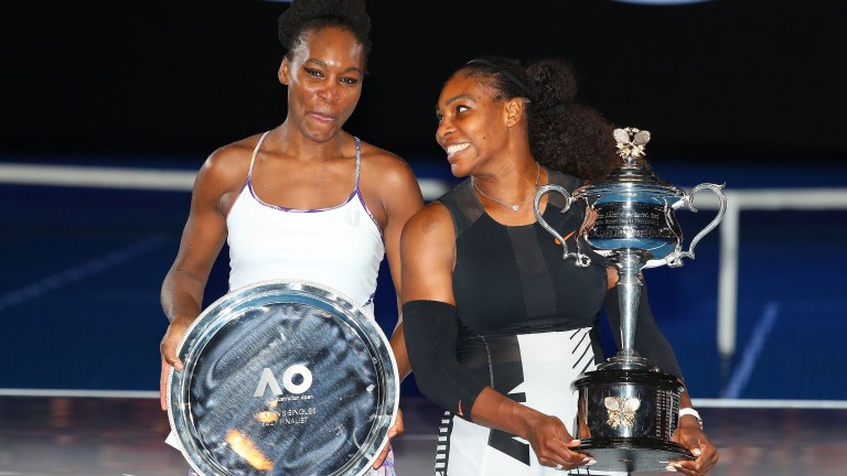 Serena & Venus Williams renew their sibling rivalry in Indian Wells