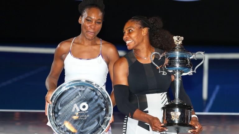 Serena & Venus Williams renew their sibling rivalry