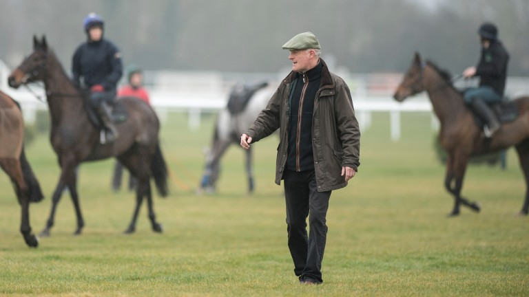 Willie Mullins: the winningmost trainer in festival history