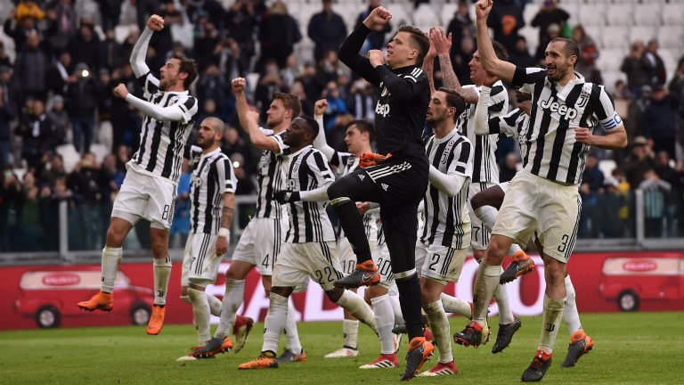 Juventus are used to success