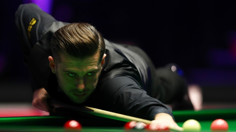 Mark Selby has a chance to boost his confidence with a title this week