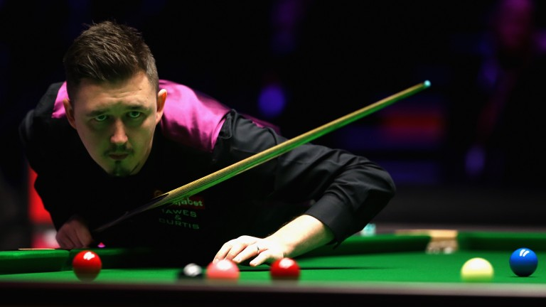 Talented Kyren Wilson is having a pretty good campaign