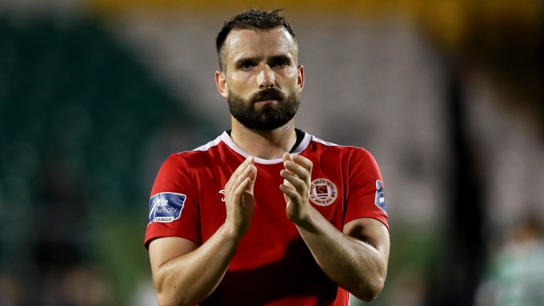 Christy Fagan could fire St Patrick's to victory