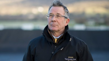 Cheltenham clerk of the course and director of racing Simon Claisse
