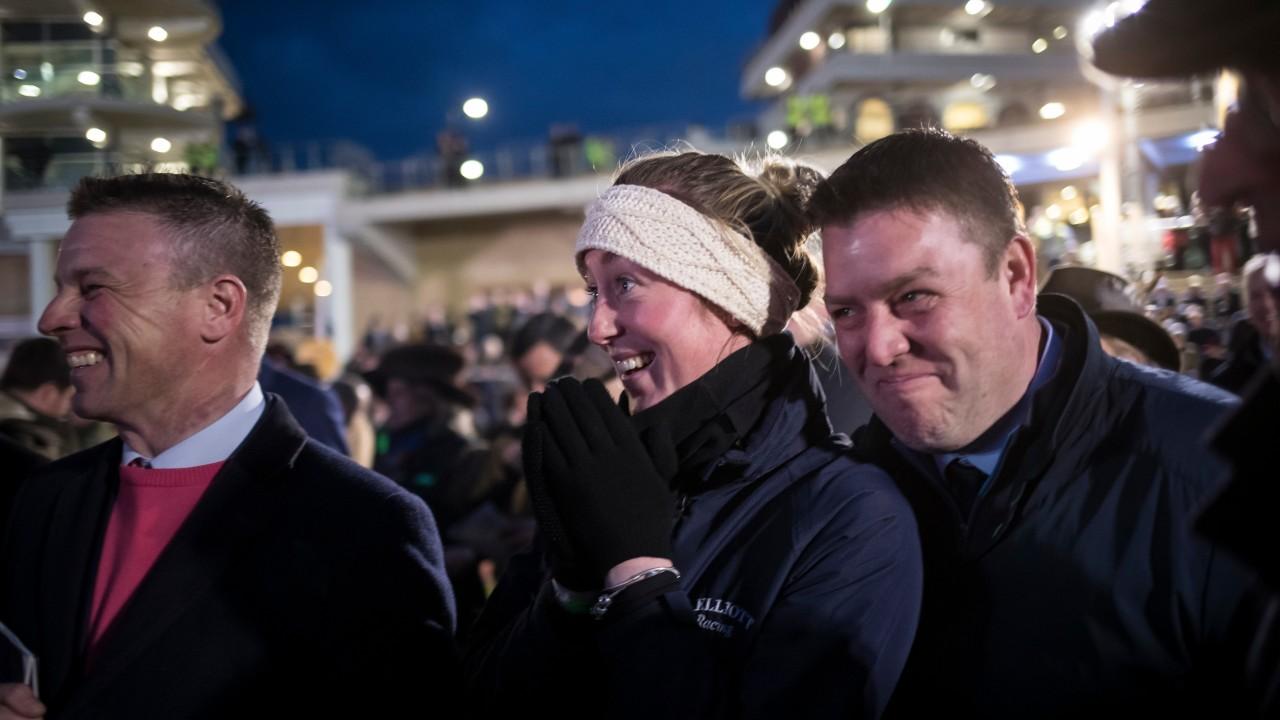 Huge Success At Cheltenham Sale Still Sinking In For Camilla Sharples Bloodstock News Racing Post