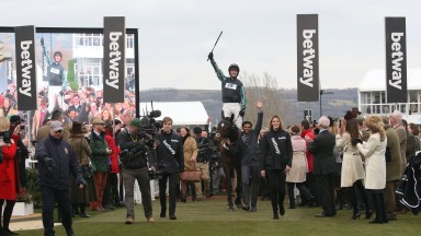Altior's Champion Chase win was one of the highlights of the week