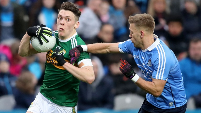 Johnny Cooper: Dublin defender could get on the scoresheet in Division 1 decider against Galway