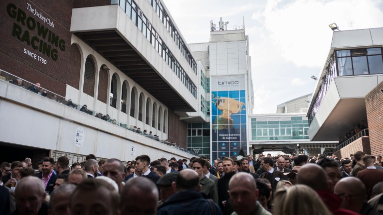 Attendances at the Cheltenham Festival, as with other major meetings, rose this year