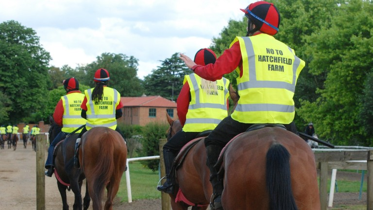 The Newmarket racing industry faces another fight