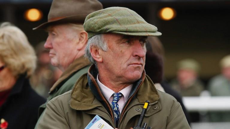Simon Sherwood, Desert Orchid's jockey is 60