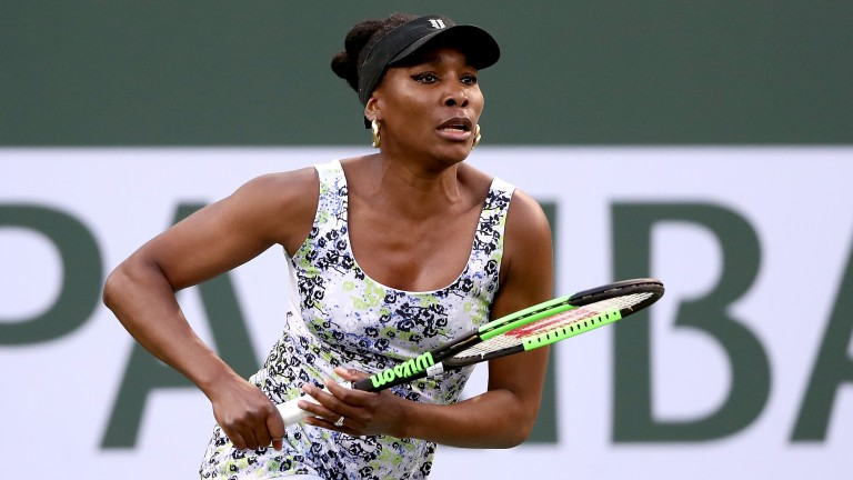 Venus Williams looked in fine touch on the way to the Indian Wells semi-finals