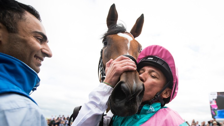 Enable: won on the tapeta last year and trainer John Gosden hopes his Photographer can follow her footsteps