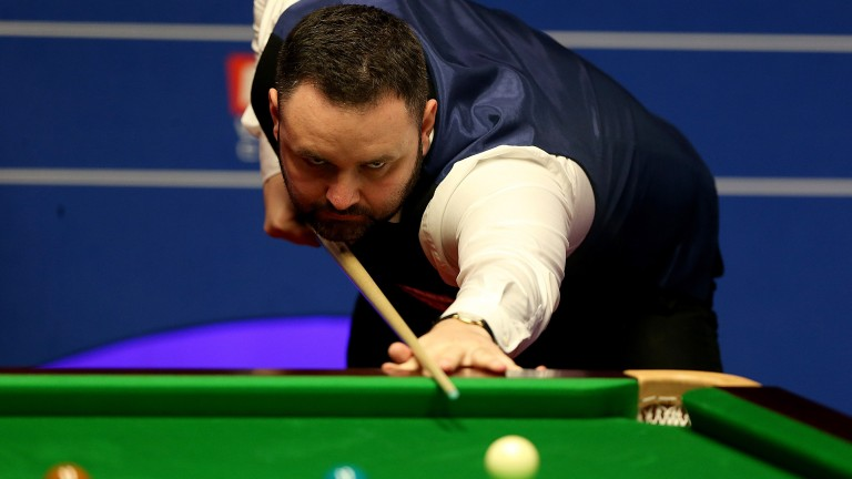 Stephen Maguire is performing promisingly this season