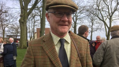 Haydock clerk of the course Kirkland Tellwright