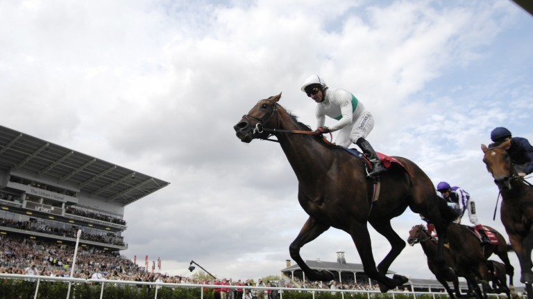 Lucarno's finest hour: landing the 2007 St Leger at Doncaster