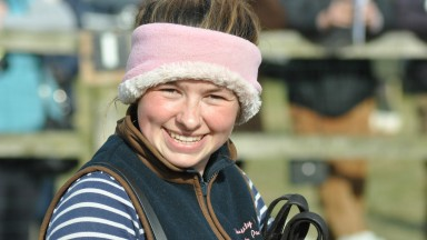 Christy Mews: a promising member of the point-to-point training ranks