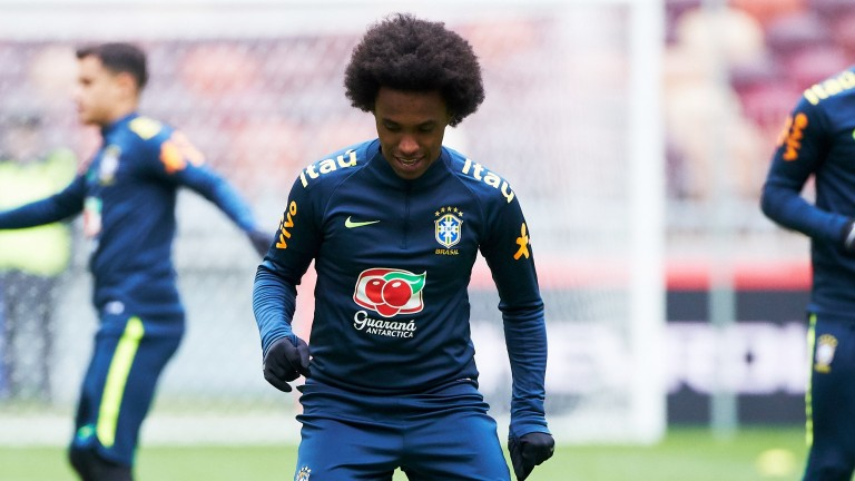 Willian of Brazil