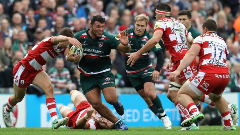 Prop  Ellis Genge returns for Leicester