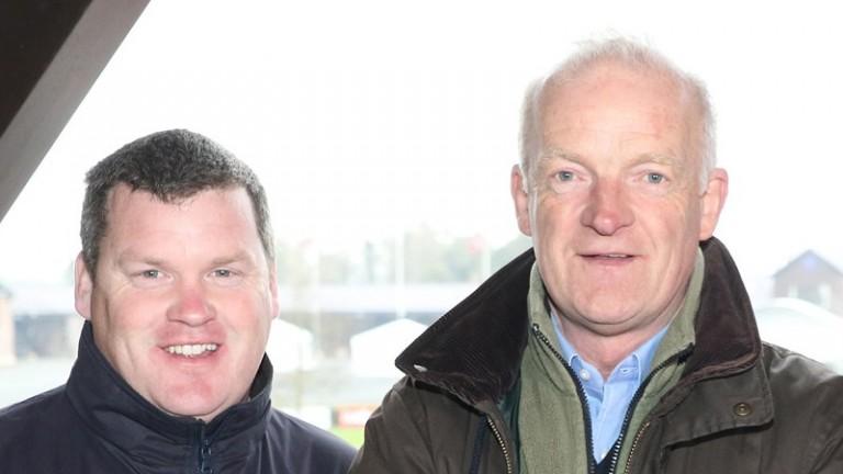Gordon Elliott and Willie Mullins go head to head at Fairyhouse