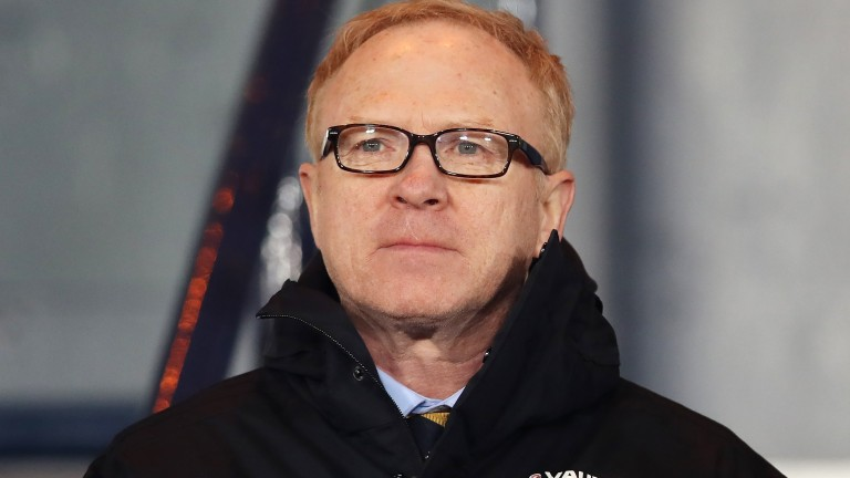 Alex McLeish's Scotland lost 1-0 on Friday night