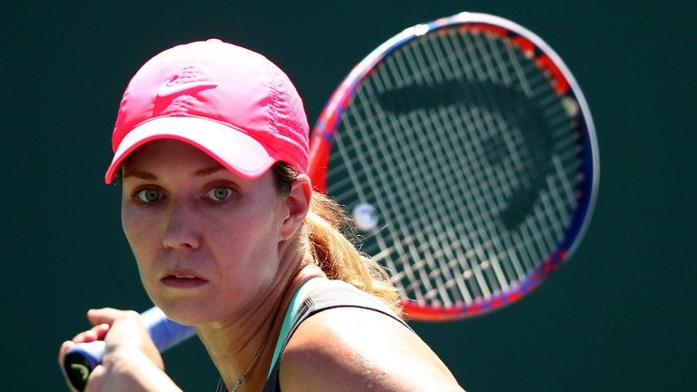 Danielle Collins came through qualifying to earn a main-draw berth