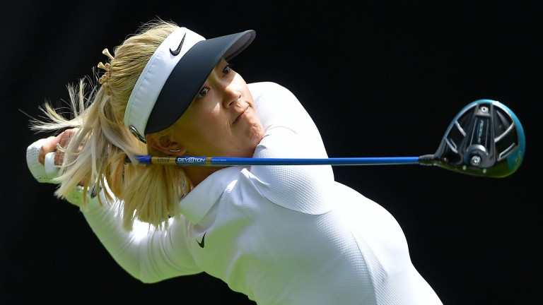 Michelle Wie should fancy her chances at the ANA Inspiration