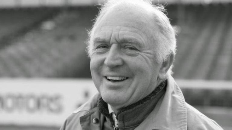 Mike Tucker was the BBC's lead equestrian commentator for a quarter of a century