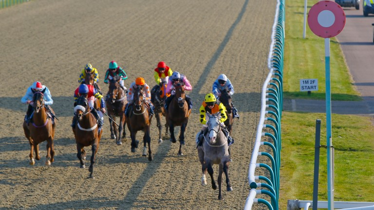 Watersmeet (leading): has won his last three races including over course and distance