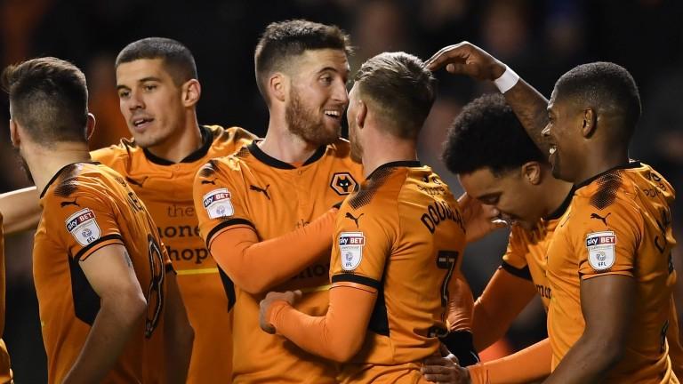 Wolves have had plenty to celebrate this season