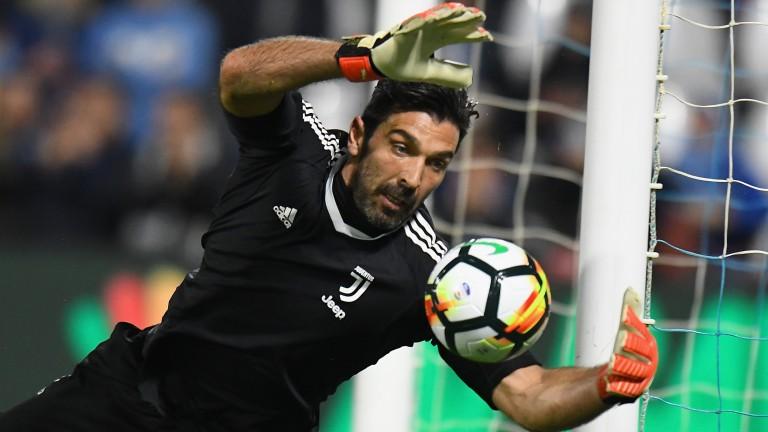 Gianluigi Buffon's Juventus will be eyeing top spot in Serie A