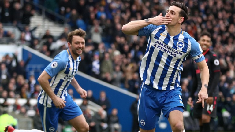 Brighton are enjoying their debut Premier League season