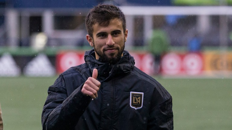 Diego Rossi has had a positive start to life in the MLS
