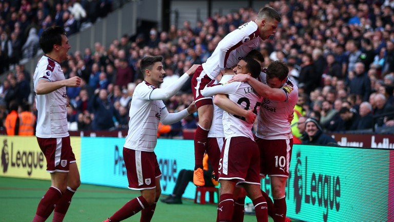 Burnley put West Ham to the sword before the international break