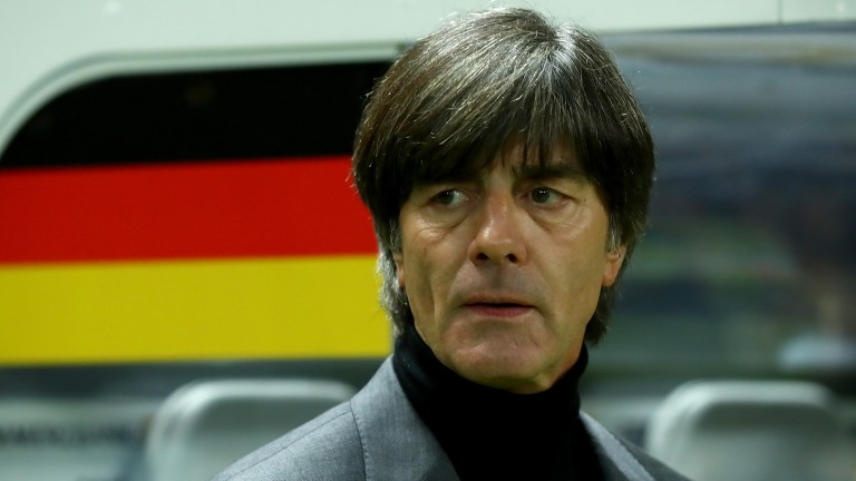 Joachim Low's German outfit lack the leaders of four years ago